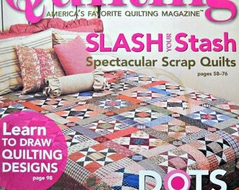 Fons and Porter's Love of Quilting Magazine, January/February 2007 Issue