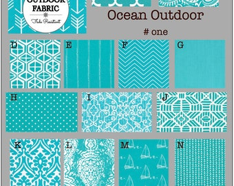 OUTDOOR Cushions- Swing Cushions- Outdoor Pillows- Box Cushions- Deck Cushions- Patio Cushions- Chair Cushions- OUTDOOR OCEAN