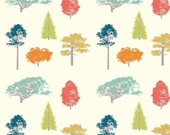 Feather River Canopy, Jay-Cyn Designs, 100% GOTS-Certified Organic Cotton Poplin, Birch Fabrics, FR-01
