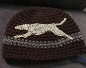 Flying Greyhound Hat