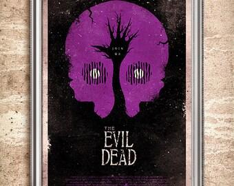 CUSTOM - Evil Dead - 42x63 Large Poster