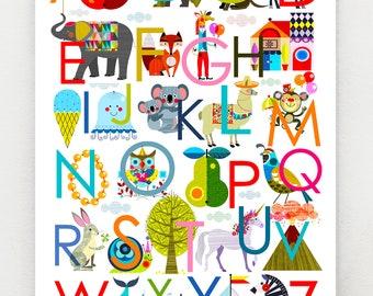 POSTER Alphabet