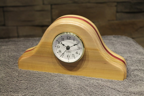 Wedding Gift Clock: Items Similar To Mantle Clock//anniversary Gift//wedding