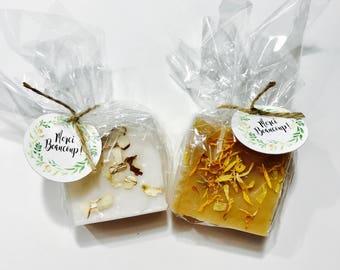 30 floral soaps party favors soap party favors merci beaucoup garden party. beautiful ideas. Home Design Ideas