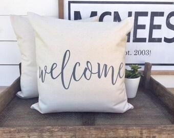 Pillow Cover-Decorative Pillows-Designer Pillow-Throw Pillow-Quote Pillow-Custom Pillow-Hello Lovey,Pillow-Fall Pillow-Vintage Pillow