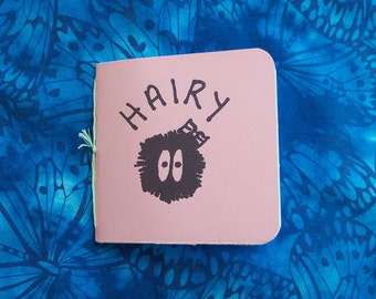 Hairy - An Illustrated PCOS Mini-Zine