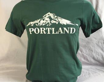 Unisex Mt. Hood Portland Shirt, Mt. Wy'East