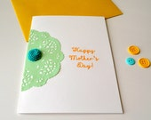 Happy Mother's Day Card - Mother's Day