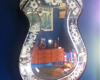 Absolutely stunning Victorian style ornate mirror.
