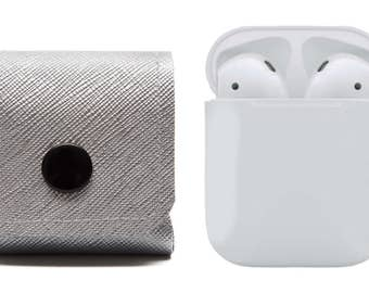 AirPods Keychain, AirPods Cases Belt. AirPods Carrying Solution. small belt pouch for headphones