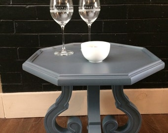 Small Painted Occasional Table