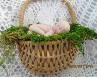 Angel sleeping -  nursery decor