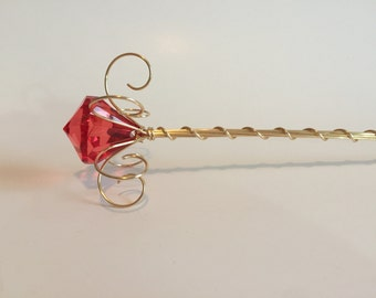 Red Jewel Scepter