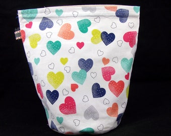 R/M/S/W Project bag 619 Hearts