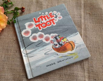 Little Toot Pictures and Story by Hardie Gramatky