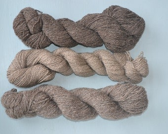 Fingering weight yarn- CVM/Romeldale wool