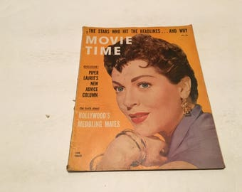 october 1954 movie time magazine