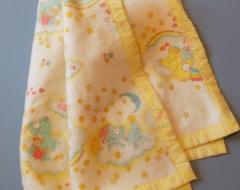 Care Bear Blanket