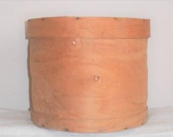 Antique Vintage Primitive Pantry Box / Cheese Box