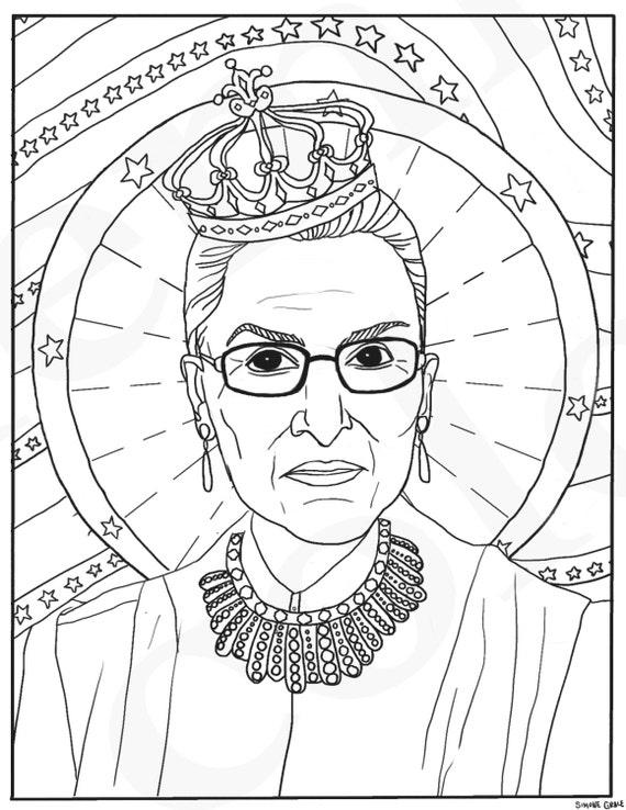 Ruth Bader Ginsburg RBG Supreme