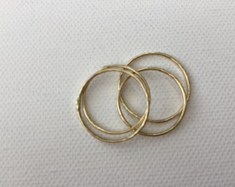 Delicate Band Ring Made to Order
