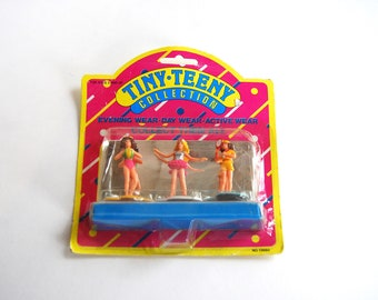 Vintage Tiny Teeny Collection, New in Box