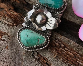 Darling Ring - Fox and Candelaria Turquoise