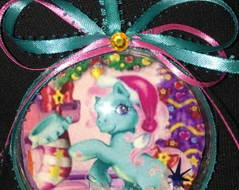 My little pony ornament  made to order