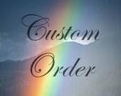 Custom order for C Warden
