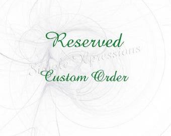 Custom Order For denaswidler