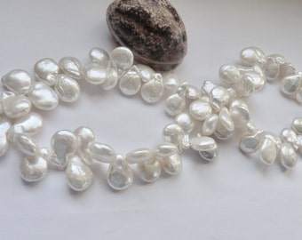 Pearl Necklace Pearl Necklace pearls White Pearl bridal necklace white wedding