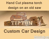 CUSTOM CAR design Hand (p...