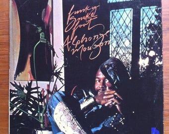 SPRING SALE Alphonze Mouzon • Funky Snake Foot Vinyl LP 1974 Blue Note Records Soul Funk Drum Breaks Samples