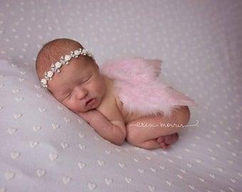 newborn photo prop. Baby photo prop, Newborn wings, Newborn baby wings, feather wings, feather baby wings, baby angel wings, baby wing set