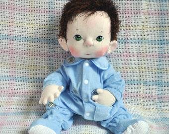 Peanut Baby Doll Etsy