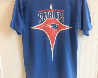 New England Patriots vintage t shirt size youth 18-20