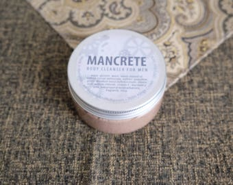 Mancrete Shower Soap