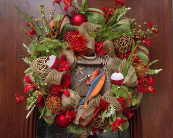 Country or Fishermans Wreath