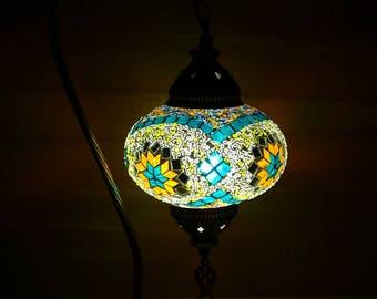 Elegant Turkish Lamp | Etsy
