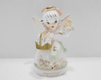 Vintage Napcoware #A1368 August Angel (18-A)