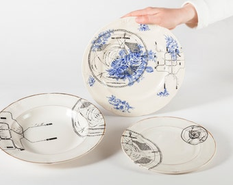 2nd LIFE / UNIVERSE - Re-printed plate
