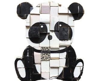 Panda Blocks