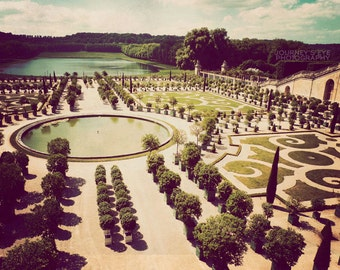 Versailles - Paris decor, travel photography, French landscape, France photo, Paris artwork, art print