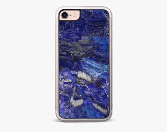 Siena Blue Marble iPhone 7 Case, Stone iPhone 7 Plus Case, CRAFIC iphone 6 / 6s Case, iPhone 6s case, iPhone 6 plus cover