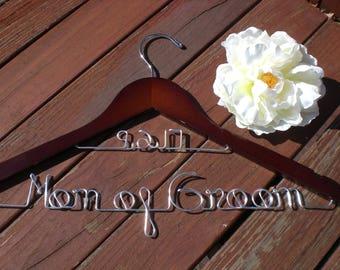 Personalized Hangers/ Mother of the Bride/Personalized Wedding Hanger/Personalized  Hangers/Weddings/Bride/Wedding Dress Hangers
