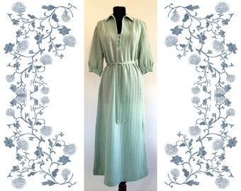 """1970's Vintage Deadstock NOS  """"Kober"""" Knit  Dress"""