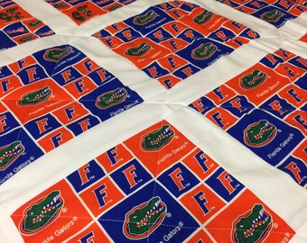 Florida Gators Quilt