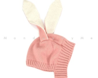 SALE baby bunny hat