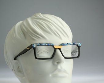Robert Rudger Mod 120 71  / Vintage eyeglasses & sunglasses / 90S unique and rare