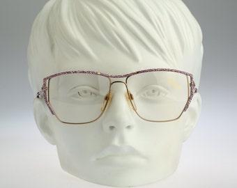 Silhouette M 6089 V 6051 / Vintage eyeglasses and  sunglasses /  NOS / 80's rare and unique
